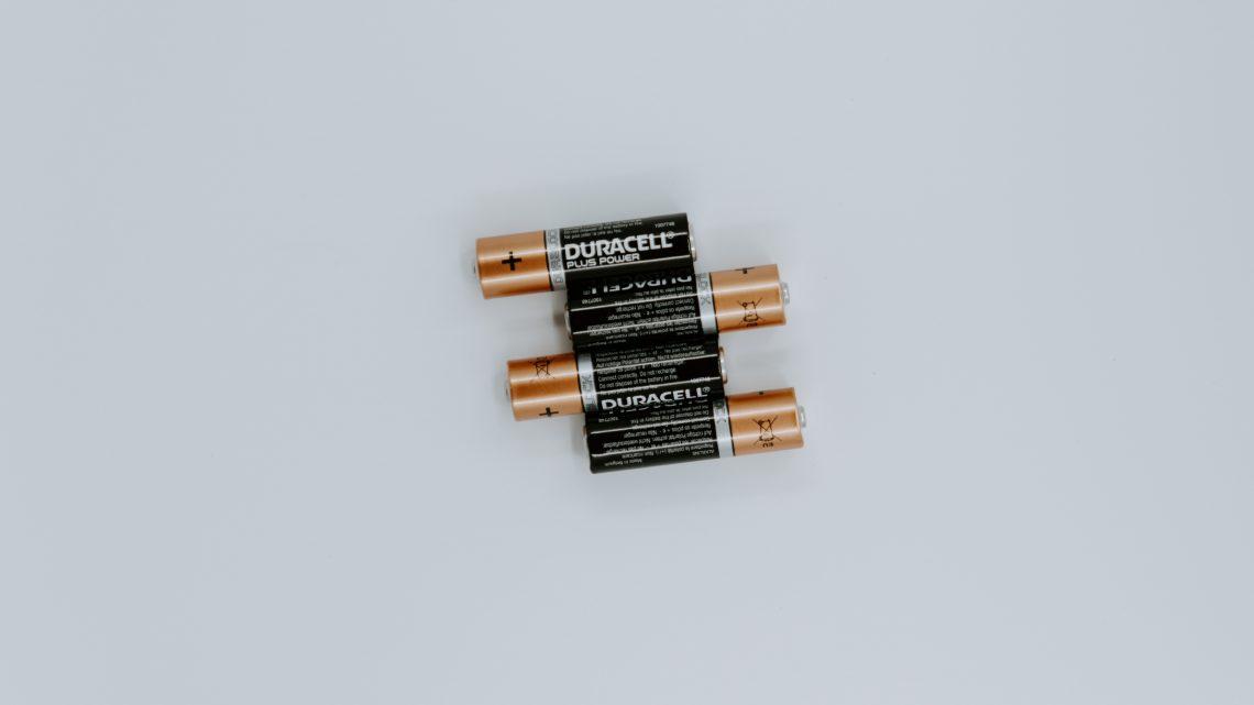 Har du rätt batterier till dina lampor och inredning?